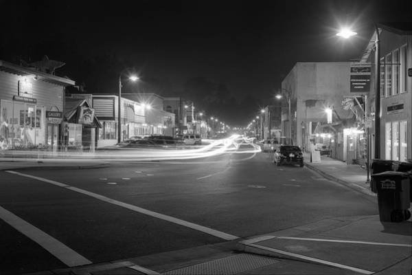 Photograph - Night Moves by HW Kateley