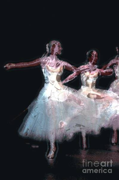 Photograph - Night Of The Ballet by Donna Bentley