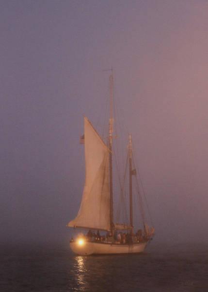 Photograph - Night Passage by Bonnie Follett