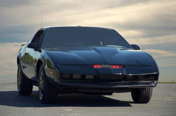 Photograph - Night Rider 2000 Kitt Replica by Tim McCullough