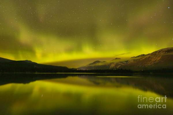 Photograph - Night Skies And Northern Lights by Adam Jewell