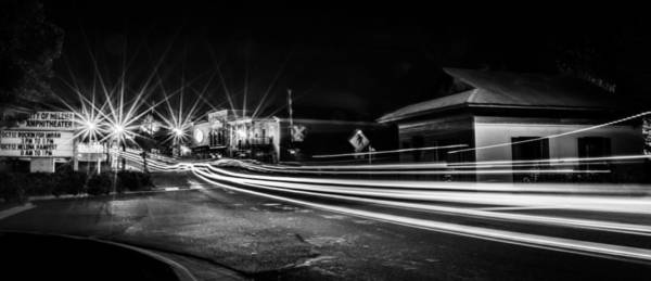 Photograph - Night Time At Old Town by Parker Cunningham