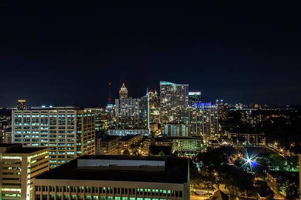 Photograph - Night View  by Kenny Thomas
