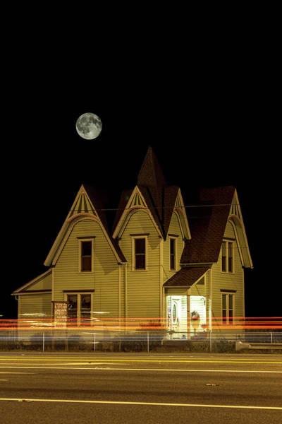 Wall Art - Photograph - Night View by Tony Locke