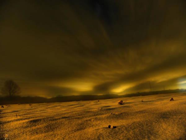 Photograph - Night Vision by Scott Hovind