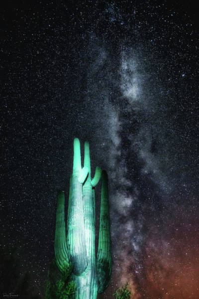 Photograph - Night Watchmen by Rick Furmanek