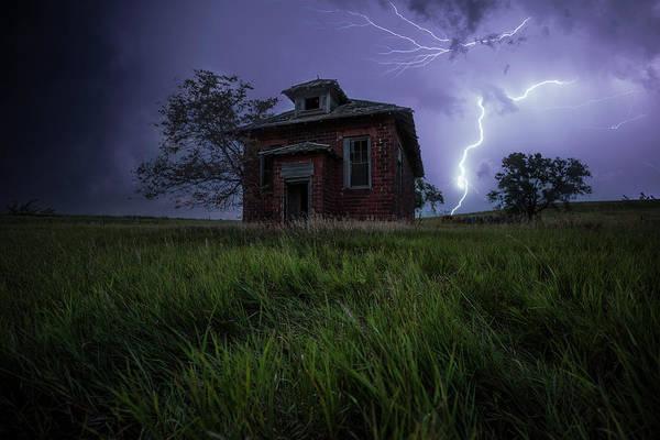 Photograph - Nightmare by Aaron J Groen