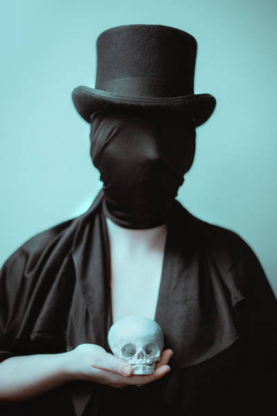 Faceless Photograph - Nightmare Daughter by Art of Invi