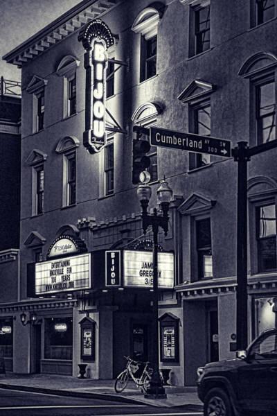 Photograph - Nights At The Bijou by Sharon Popek