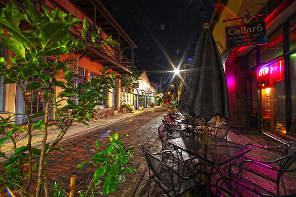Photograph - Nights In Oldtown by Robert Och