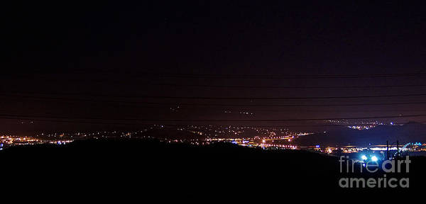 Photograph - Nights In The Valley by Clayton Bruster