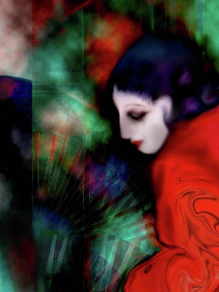 Bodie Digital Art - Nights Music by V Bodie