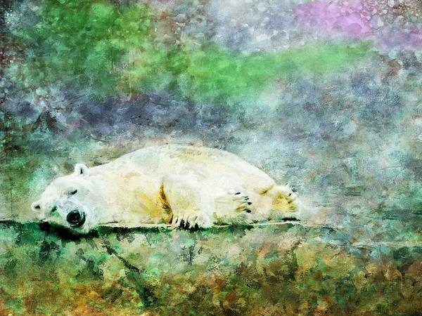 Painting - Nighty Night by Christina VanGinkel