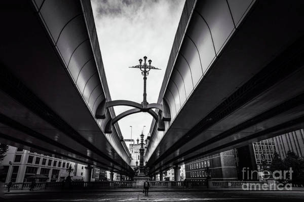 Photograph - Nihonbashi -tokyo by Carlos Alkmin