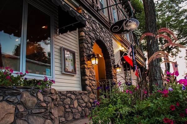 Photograph - Nini's Restaurante Easthampton by Sven Kielhorn