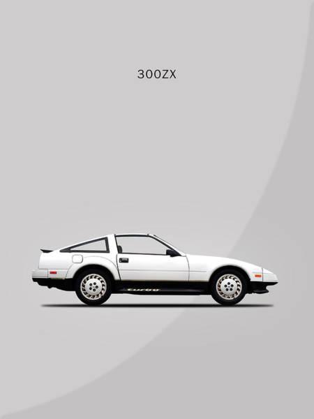 Wall Art - Photograph - Nissan 300zx 1984 by Mark Rogan
