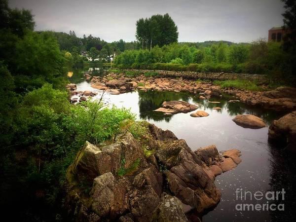 Photograph - Nissan River Rapids 2 by Swedish Attitude Design
