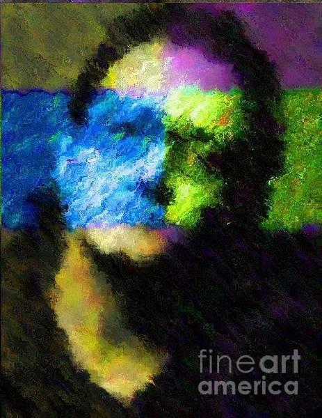 Special Offer Painting - Nixo Bono U2 by Nicholas Nixo