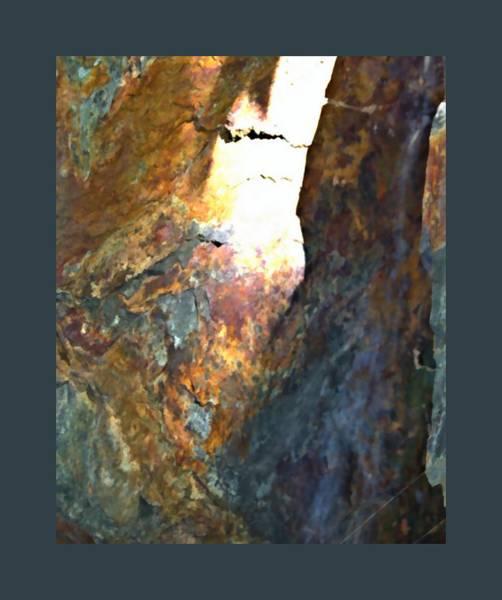 Photograph - Nixon Geology 16 by John Feiser