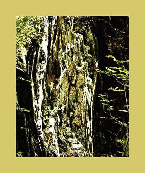 Photograph - Nixon Geology 2 by John Feiser