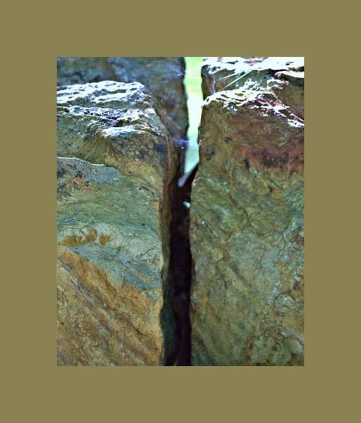 Photograph - Nixon Geology 31 by John Feiser
