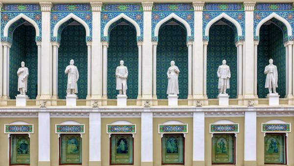 Photograph - Nizami Museum Of Azerbaijani Literature by Fabrizio Troiani