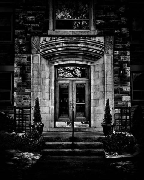 Photograph - No 2 Glen Elm Avenue Toronto Canada by Brian Carson