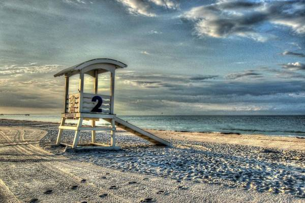Photograph - No 2 On The Beach by Michael Thomas