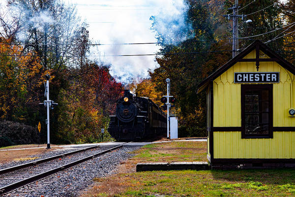 Photograph - No. 40 Coming Into Chester Ct by Jeff Folger