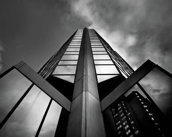 Photograph - No 595 Bay Street Toronto Canada by Brian Carson