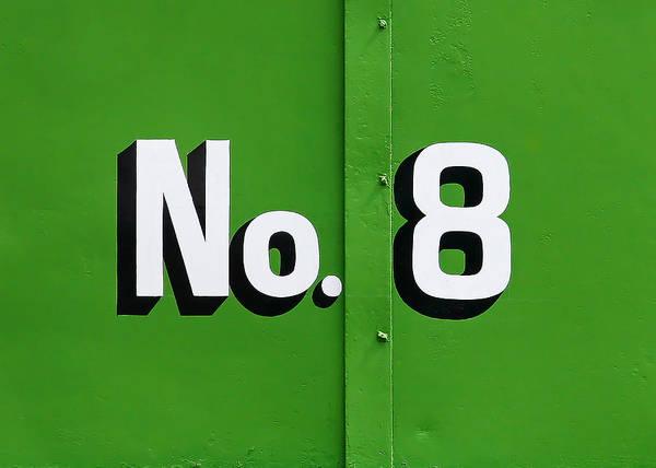 Photograph - No. 8 by Todd Klassy