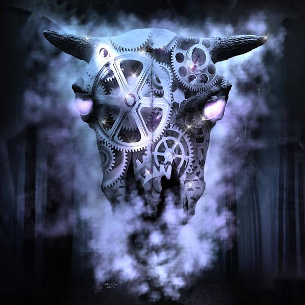 Digital Art - No Bull by Artful Oasis
