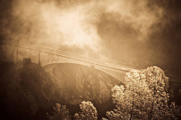 Photograph - No Hands Bridge  by Sherri Meyer