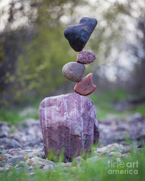 Sculpture - Zen Stack #4 by Pontus Jansson