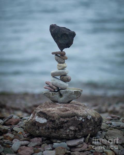Sculpture - Zen Stack #6 by Pontus Jansson