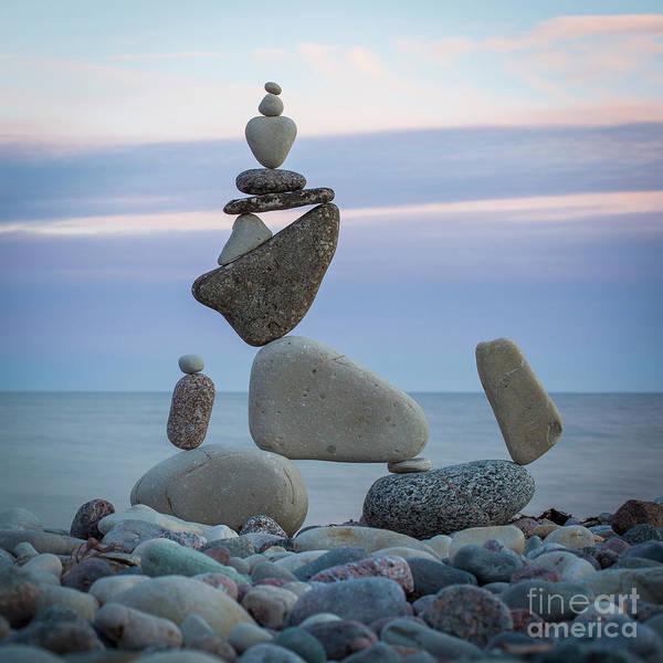 Sculpture - Zen Stack #7 by Pontus Jansson