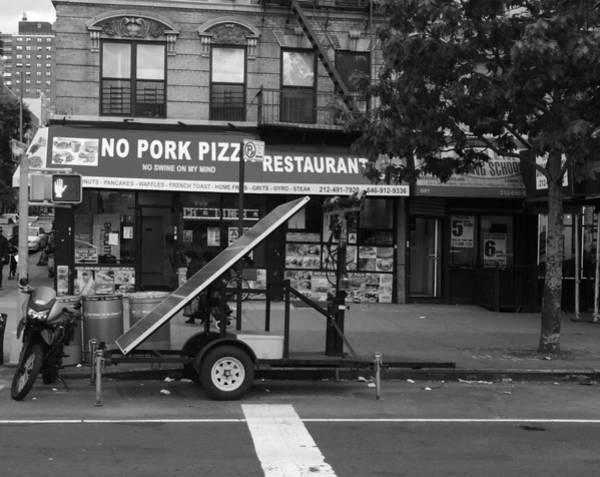Wall Art - Photograph - No Pork Pizz by Gina Callaghan