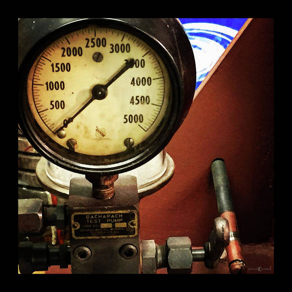 Photograph - No Pressure by Tim Nyberg