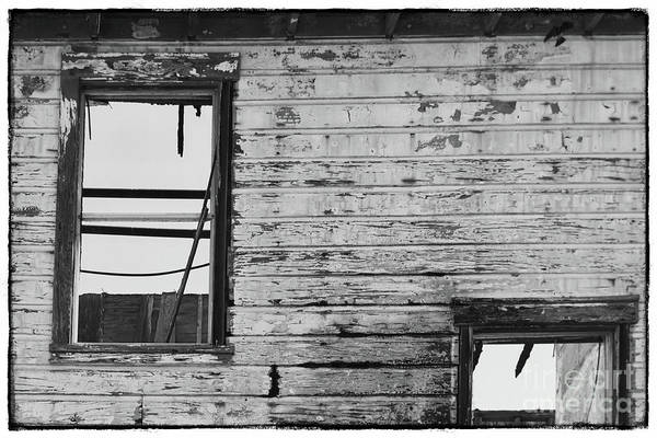 Photograph - No Roof by Ana V Ramirez