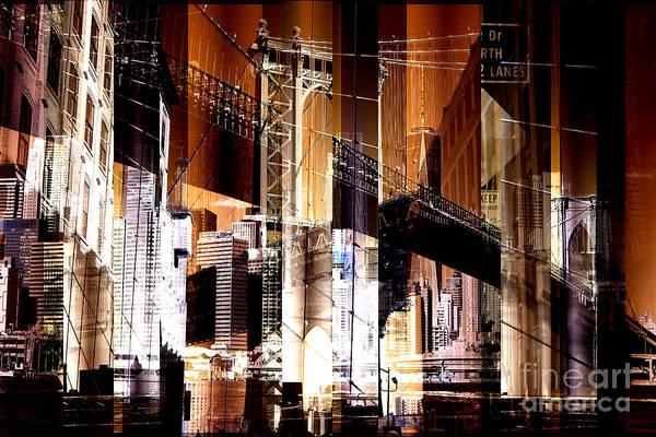Photograph - No Sleep Till Brooklyn by John Rizzuto