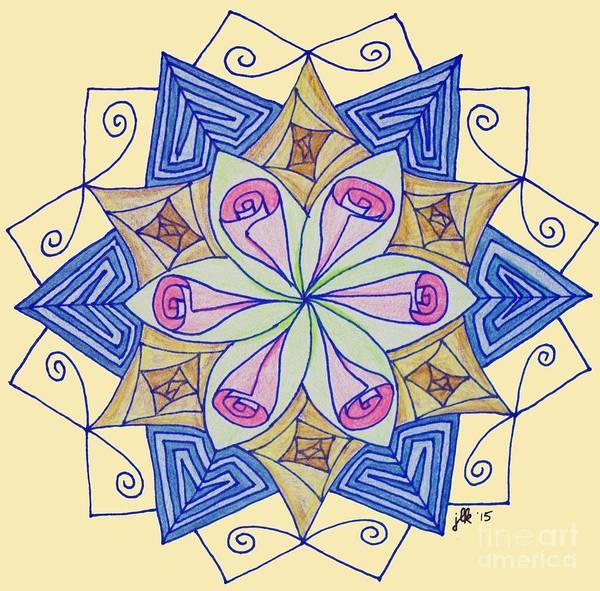 Dark Pink Drawing - No Summer by Lori Kingston