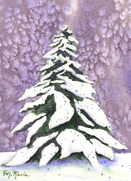 Painting - No Tinsel Needed by Marsha Karle