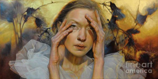 Wall Art - Painting - No Title 11 by Graszka Paulska