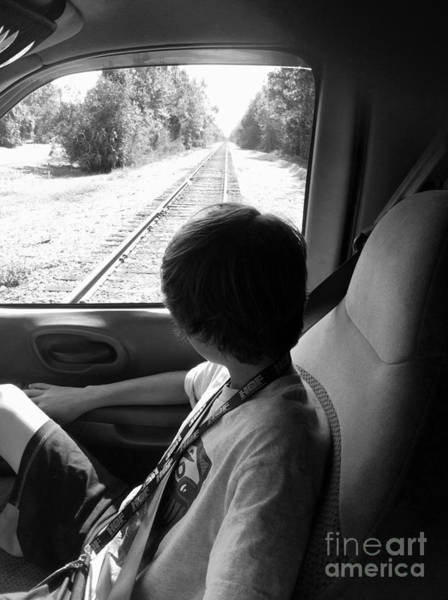 Photograph - No Train Coming by WaLdEmAr BoRrErO