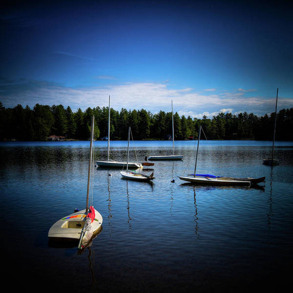 Photograph - No Wind For Sailing by David Patterson
