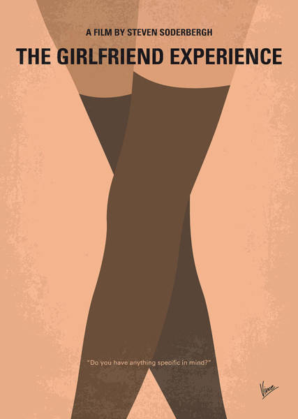 Sex Photograph - No438 My The Girlfriend Experience Minimal Movie Poster by Chungkong Art