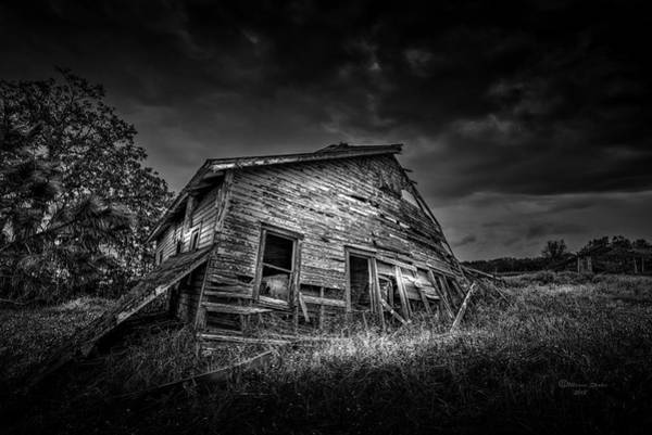 Wall Art - Photograph - Nobody's Home by Marvin Spates