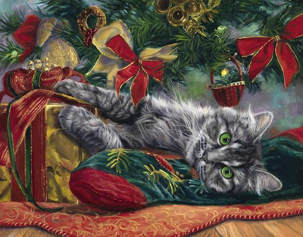 Painting - Noel by Lucie Bilodeau