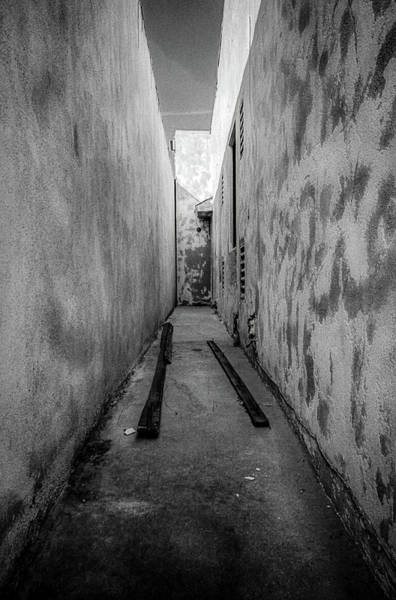 Wall Art - Photograph - Noho Alleyway by YoPedro