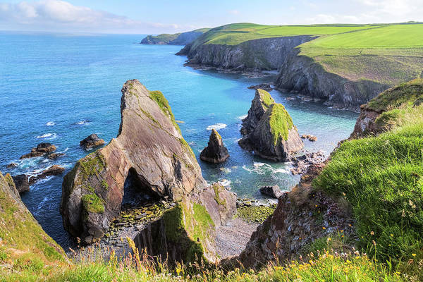 County Cork Wall Art - Photograph - Nohoval Cove - Ireland by Joana Kruse